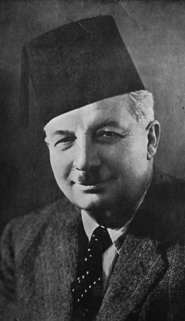 The first Prime Minister of Independent Lebanon
